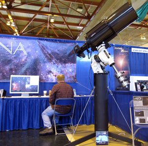 Starizona Hyperion Telescope at NEAF