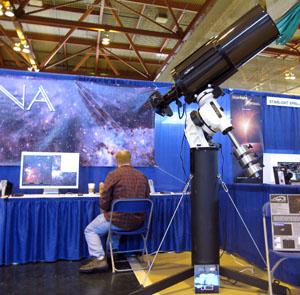 Starizona Hyperion Telescope at NEAF
