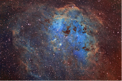 Better Narrowband Image taken in Boston