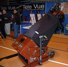 Teeters Telescope at NEAF
