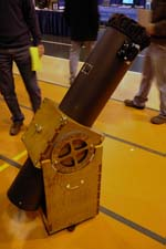 Teeters Telescopes 8 inch at NEAF
