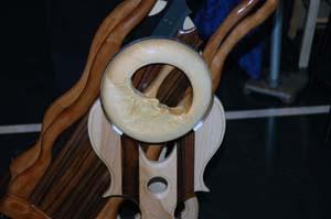 Fullum Scope Detail at NEAF