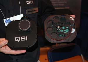 QSI 600 Camera and Filter Wheel at NEAF