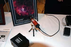 SBIG ST-i Camera at NEAF