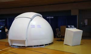 Exploradome at NEAF