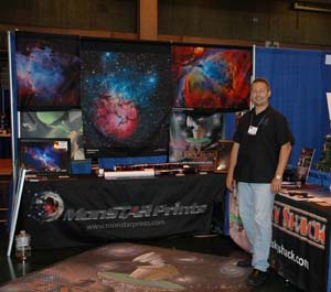 Monstar Prints at NEAF