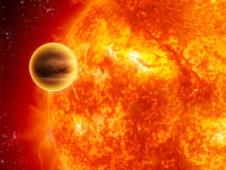 Hot Exoplanet