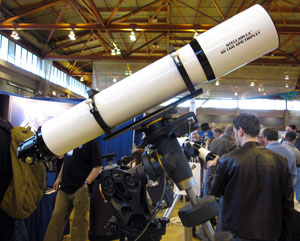 Stellarvue SV160 APO at NEAF