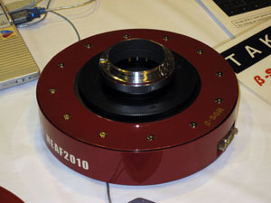 Takahashi SGR Electric Focuser at NEAF